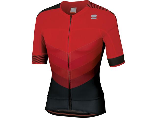 Sportful Bodyfit Pro 2.0 Evo Jersey Herren red/anthracite